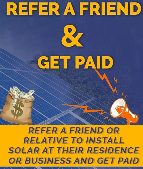 Refer a Friend - Commercial Solar Services Provider in Melbourne